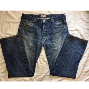 Vintage Straight Leg Levi's (men's)
